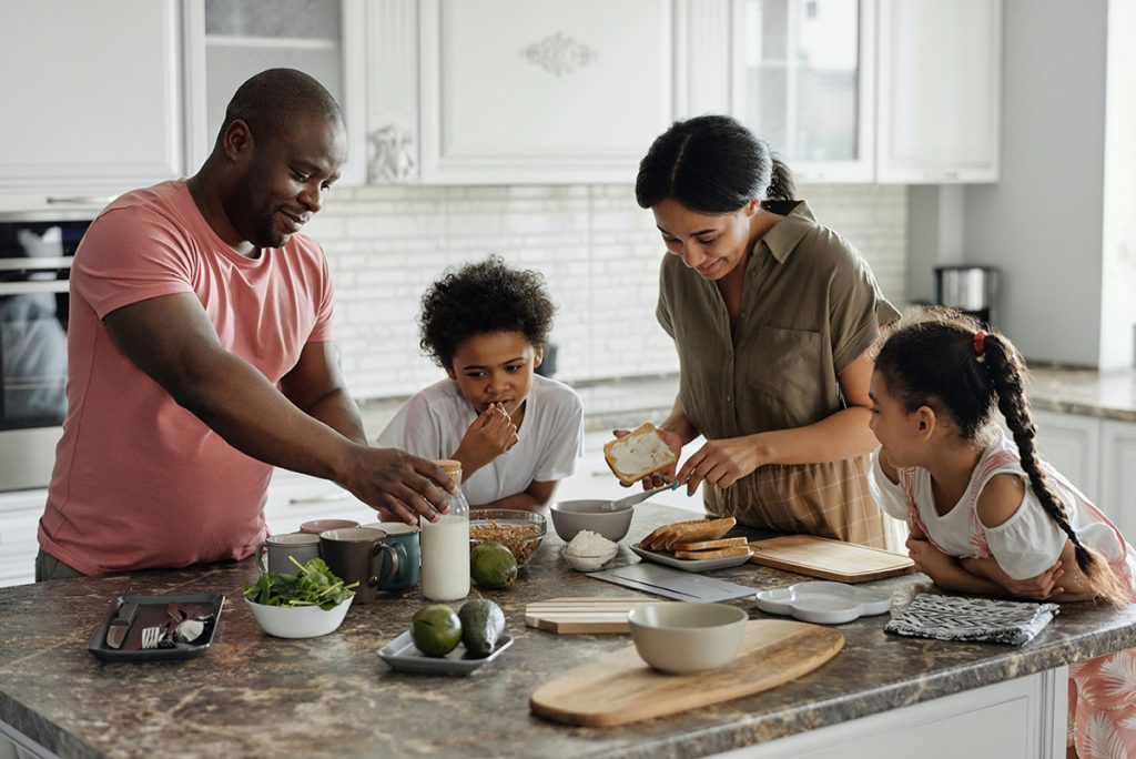 Wealth Building Strategies While Raising a Family
